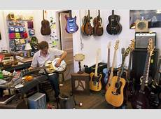 Vintage guitar shops offer eclectic, quality instruments
