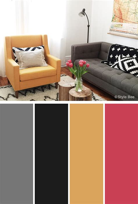 what two colors make gray color combinations with grey creative color schemes with