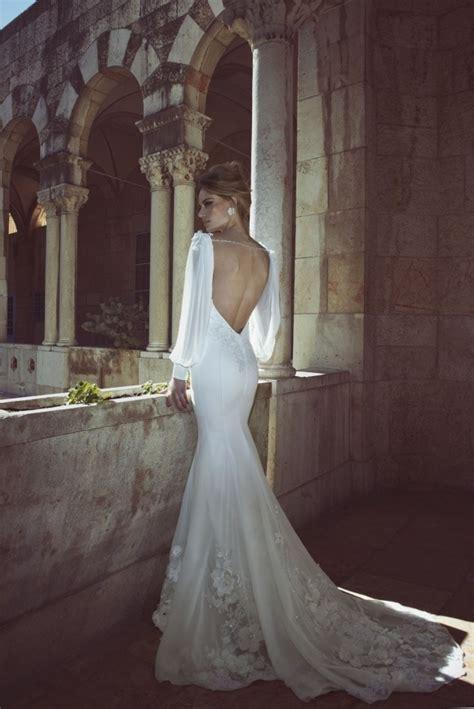 backless wedding dress lace silk chiffon lace wedding dress backless 2017