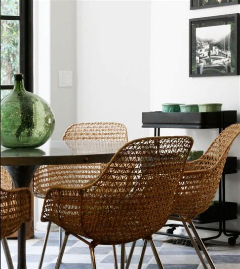 30155 rattan dining table ideal best 20 wicker dining chairs ideas on eat in