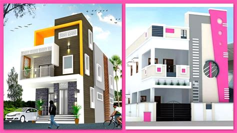 modern  storey house front elevation designs