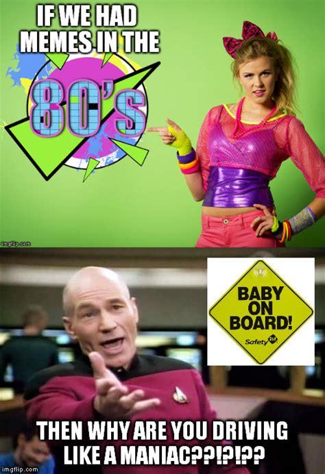 Baby On Board Meme - baby on board imgflip