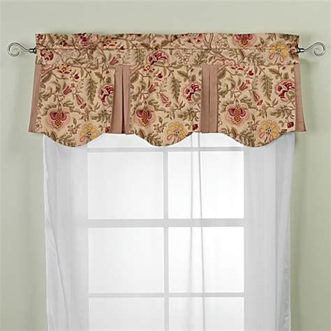 bed bath and beyond valances buy imperial dress antique valance from bed bath beyond