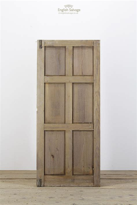 Pine Cupboard Door by Six Panelled Pine Small Cupboard Door