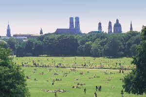 Englischer Garten München Fahrrad Mieten by Muenchen Englischer Garten