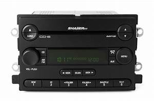 2005-2006 Ford Mustang AM FM 6 Disc CD Player Radio Shaker 500 5R3T-18C815-GB - Refurbished ...
