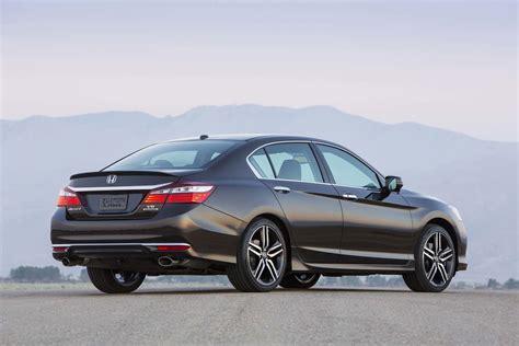 2017 Honda Accord Reviews And Rating