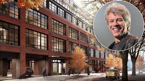 Jon Bon Jovi New York City Apartment For Sale Today