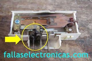 error pf lavadora lg tromm 174 carga frontal fallaselectronicas com