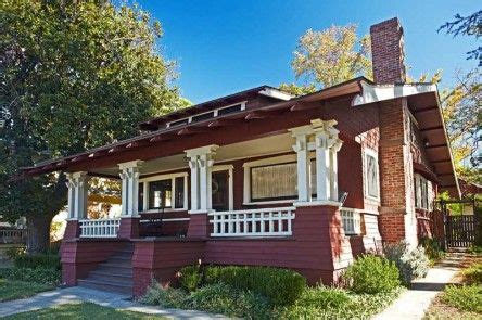 1909 California Bungalow Craftsman style homes Bungalow