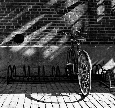 Black and White Shadow Photography