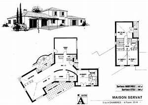 Plan De Maison D Architecte : plan architecture maison pdf ~ Melissatoandfro.com Idées de Décoration