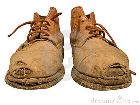 worn  boots royalty  stock images image
