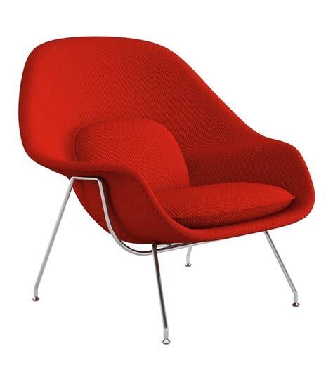 chaises knoll womb armchair knoll milia shop