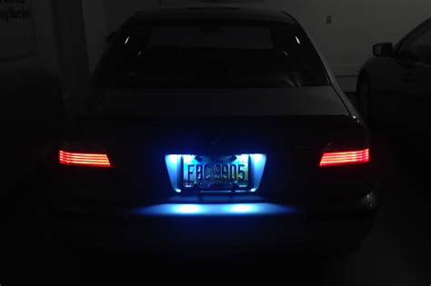 license plate lights led bmw e39 e38 e46 led license plate lights bmw e39source