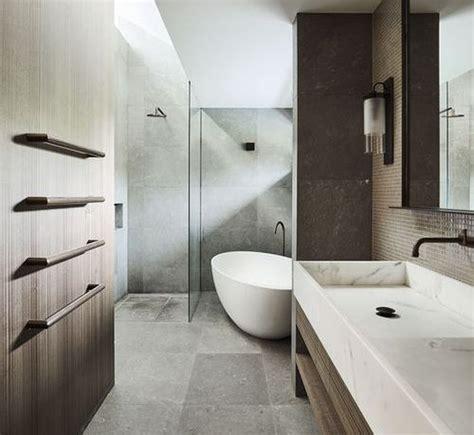 35 contemporary bathroom design ideas