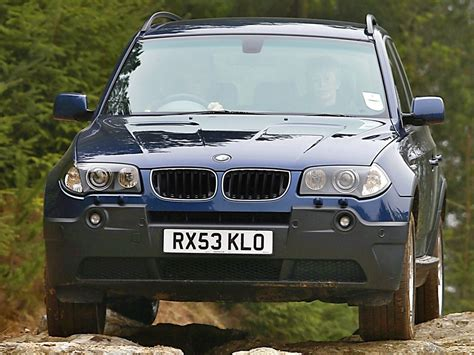 2003 Bmw X3 2.5i Automatic E83 Related Infomation