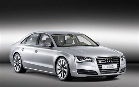 2011 Audi A8 Hybrid Wallpapers  Hd Wallpapers  Id #7309