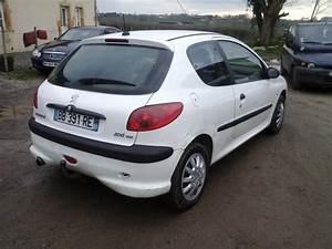 Peugeot Feurs : troc echange 206 1 4 hdi 70cv pack elec clim an 2004 sur france ~ Gottalentnigeria.com Avis de Voitures