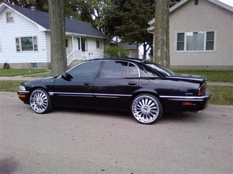 buick park avenue specs  modification
