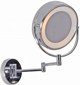 Make Up Spiegel : qazqa scheerspiegel make up spiegel chroom ~ Orissabook.com Haus und Dekorationen