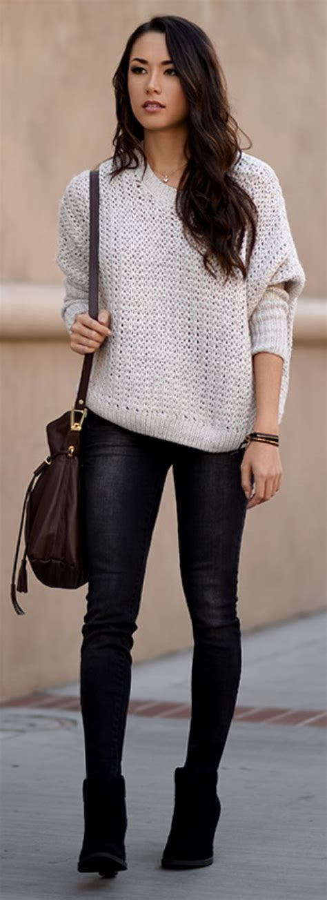 60 Ultra Trendy Winter Outfits On The Street 2016 u2014 Style Estate