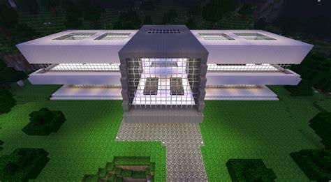 comment faire une maison minecraft moderne ventana