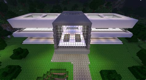 comment faire une chambre minecraft construction maison moderne minecraft ventana