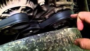 Changing The Drive Belt On A 1997 Dodge Dakota With A 3 9