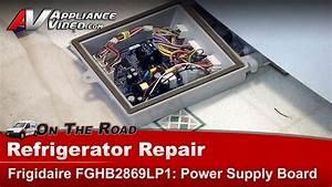 Electrolux  U0026 Frigidare Refrigerator Main Power Circuit