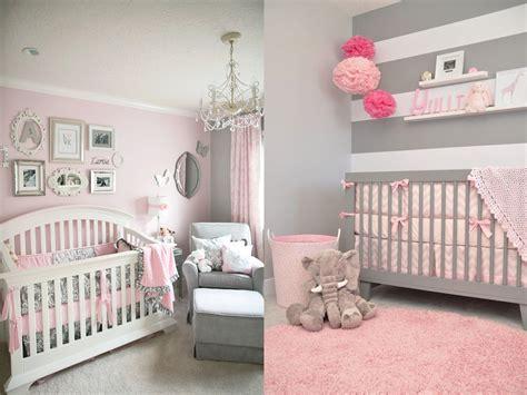 pink nursery room design ideas   baby girls