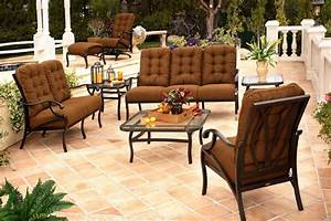 Furniture Eye Catching Mallin Patio Furniture For Outdoor