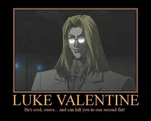 Wesker(RE) vs Luke Valentine (hellsing) - Battles - Comic Vine
