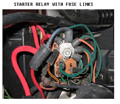 Jeep Xj Starter Wiring by 1989 Xj Won T Stay Running Unless Fuel Relay Jumped