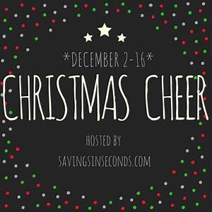 Christmas Cheer Giveaway Hop - #Bloggers Join us. Signups ...