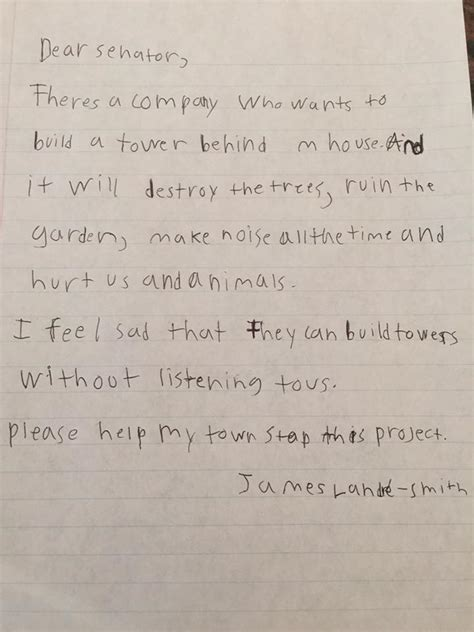 letter writing campaign protect sudbury