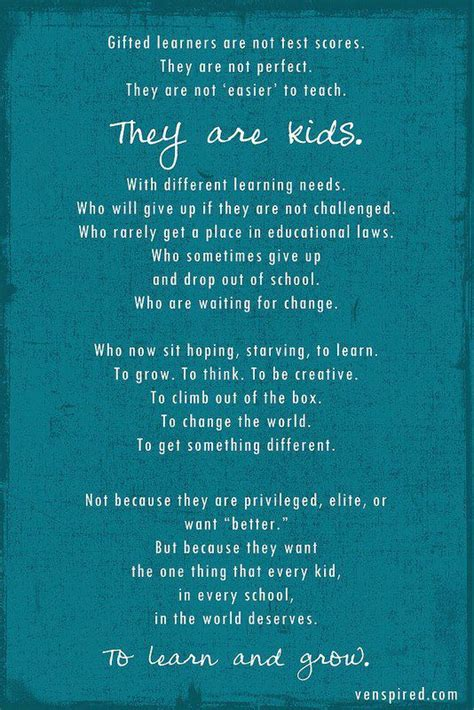 quotes  gifted students quotesgram