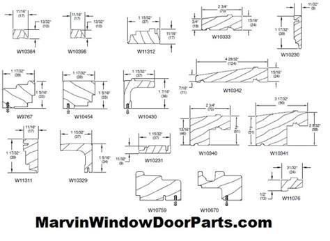 ultimate casement push  casement casement  top replacement wood  vinyl parts