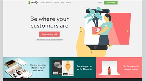Shopify Themes 10 Best Shopify Themes For Artists