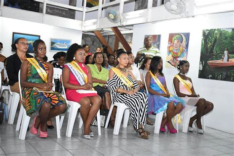 Miss Teen Dominica 2018 Official Launch Kairi Fm