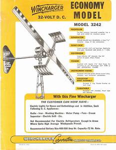 Support For Wincharger Models  622  U0026 1222