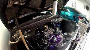 Davids Scion Xb V-8 Conversion Part 29 - Engine Dress-up And Performance Upgrades
