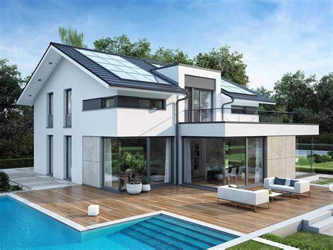 Traumhaus Modern Mit Pool by Musterhaus Concept M 211 Mannheim Bien Zenker