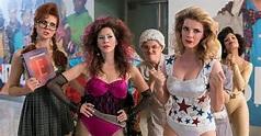 Glow Netflix TV Show 80s Hair And Makeup Tips Tricks