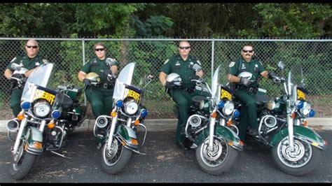 nassau  sheriff reinstates motorcycle division