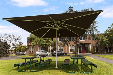 heavy duty umbrellas weathersafe shade sails outdoor