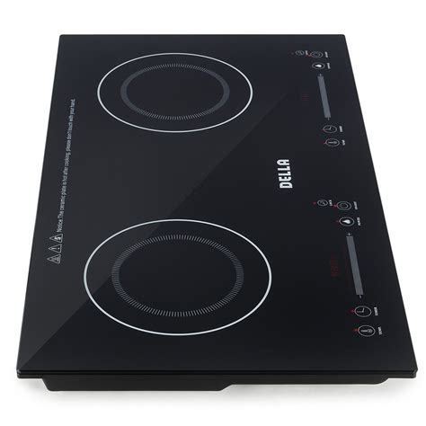 della  burner portable induction cooktop fast cooking review