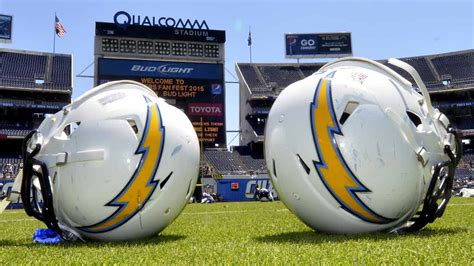 San Diego Chargers Announce Preseason Schedule