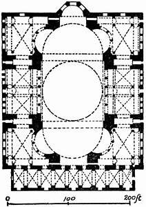 Plan Of Hagia Sophia