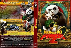 DVD COVERS AND LABELS: KUNG FU PANDA 2 DVD COVER